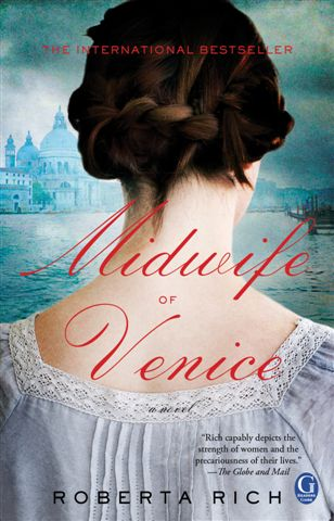 US Cover of Midwife of Venice